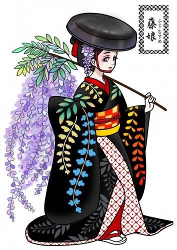 ぬり絵で日本舞踊の世界を子供たちに~『俺の日本舞踊』梅澤さん、クラウドファンディングで12月完成へ